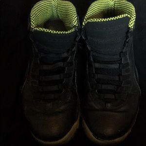 Air Jordan Collection 10 Retro Size 12